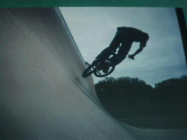 BMX -> Pictures -> Kyle Baker