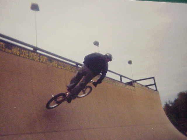 BMX -> Pictures -> Naman Renfro