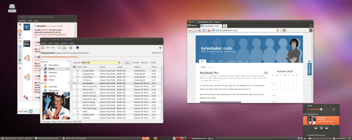 Ubuntu 10.10 Maverick Meerkat Released!