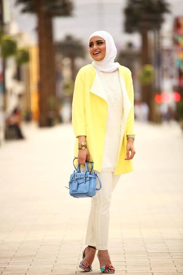 الأصفر المظلوم ارتديه بأية درجة Laha Magazine