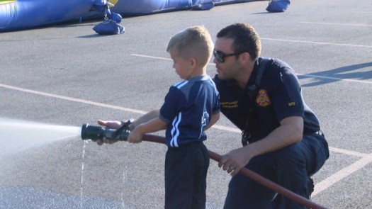 Local First Responders Going Above Call of Duty