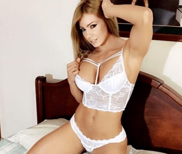 Esperanza Gomez Incendia Las Redes Con Imagen Completamente Desnuda La Mega
