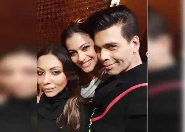 Shahrukh's wife Gauri also appeared