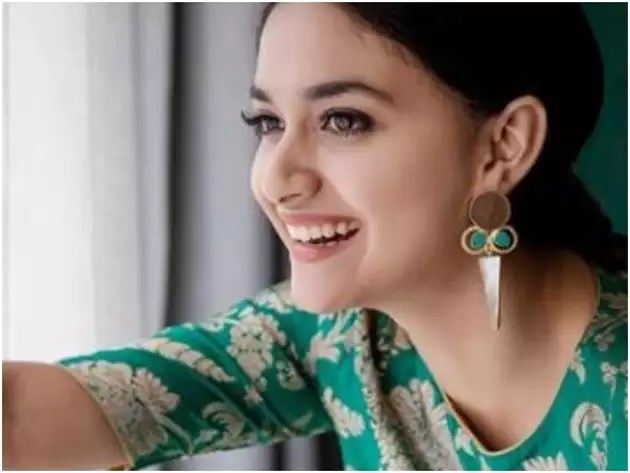 Keerthy Suresh Completes Six Years In Tollywood