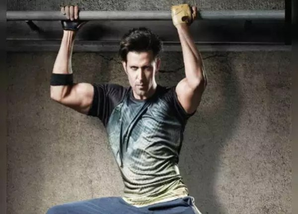 Hrithik is a great diver