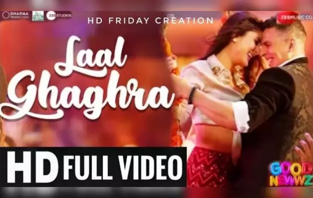 Listen to 'Lal Ghaghra' on 'Lohri'