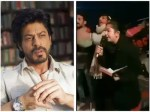 anti caa and nrc protestors: protesters opposing CAA and NRC questioned Shahrukh's silence – anti caa and nrc protestors in delhi question shah rukh khan silence by singing his ddlj song