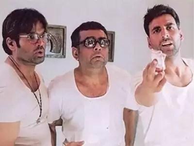 suniel shetty hera pheri 3: Sunil Shetty, Akshay and Paresh Rawal will be rocking again with 'Hera Pheri 3' – suniel shetty confirms hera pheri 3 with akshay kumar and paresh rawal and spill on other details