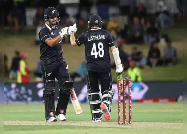 न्यू जीलैंड ने आसानी से जीता मैच