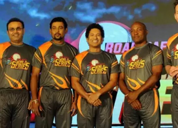 sachin to lead india legends team and schedule