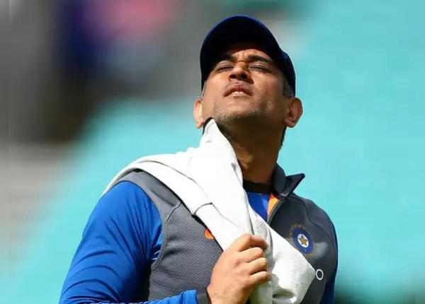 Some cricketers targeted Dhoni