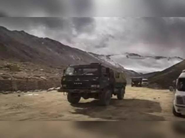 लद्दाख में भारत-चीन के बीच आज अहम सैन्य वार्ता