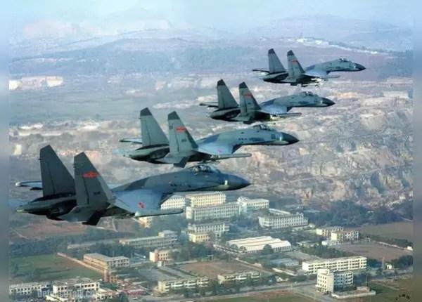 चीन इलाके में लगातार अपनी सैन्य स्थिति मजबूत कर रहा