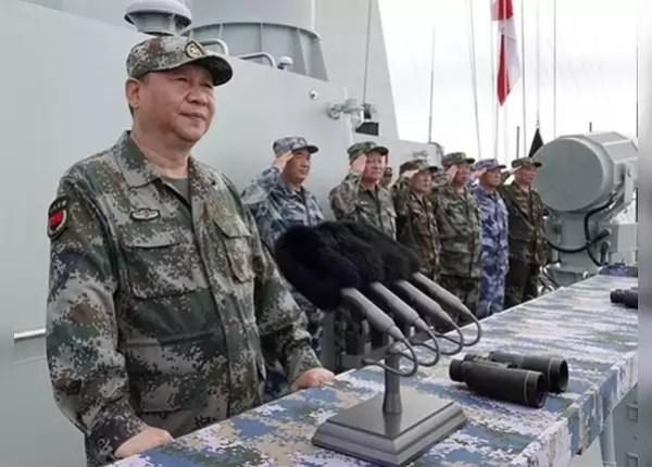 एक और द्वीप पर सैन्य अड्डा बनाने की फिराक में चीन
