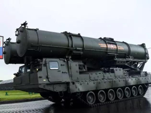 रूसी ऐंटी मिसाइल सिस्टम S-400