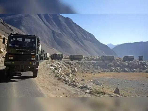 पूर्वी लद्दाख में सीमा पर तनाव खत्म करने के लिये भारत-चीन के बीच कूटनीतिक चर्चा