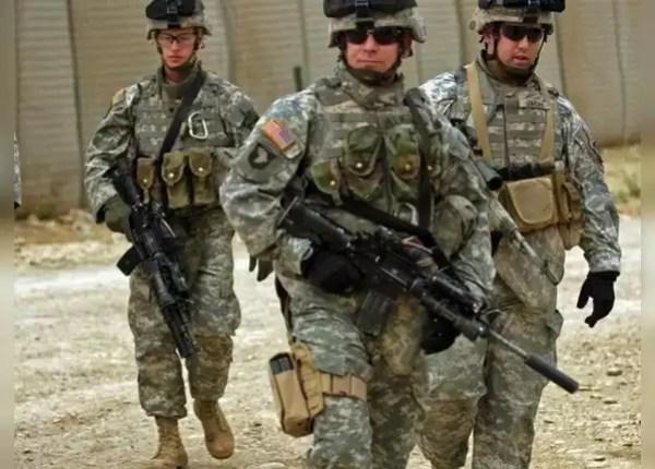 अफगानिस्तान में अमेरिका के 14 हजार सैनिक