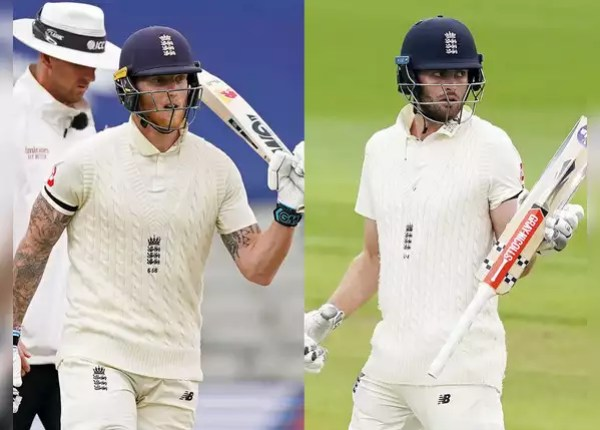 Manchester Test - Sibley and Stokes give England strength
