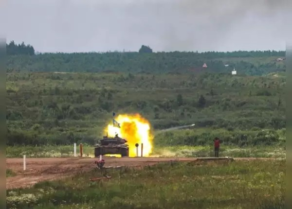 रूस ने युद्धाभ्यास को कॉकसस वॉरगेम से जोड़ा