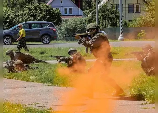 यूक्रेन ने रूस पर लगाया हमले की साजिश रचने का आरोप