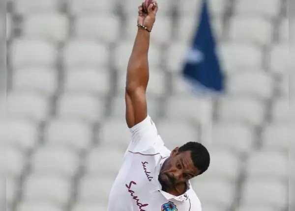 Caribbean pacers proved to be laggards