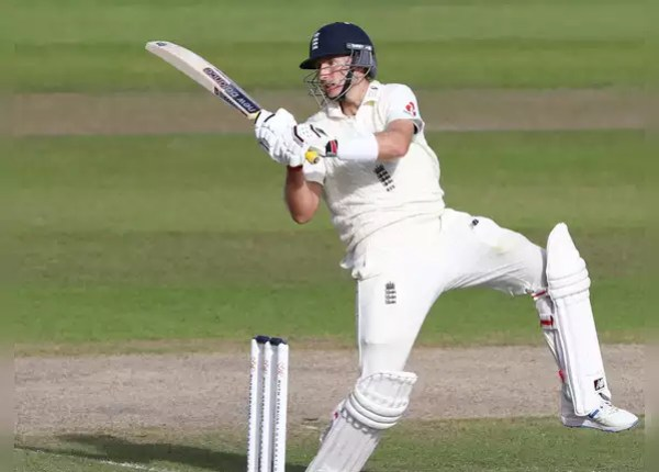 Root's 49th Test half-century