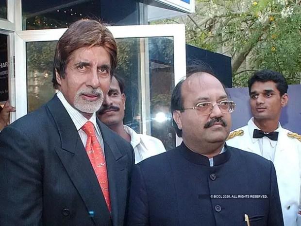 पॉलिटिकल स्टार अमर सिंह और बॉलिवुड स्टार अमिताभ बच्चन के रिश्ते की 'अमर कहानी'