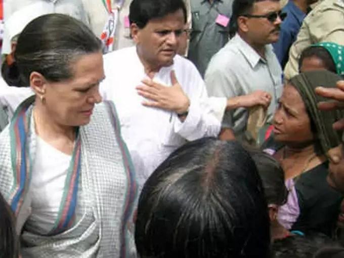 सोनिया गांधी के राजनीतिक सलाहकार भी रहे अहमद पटेल
