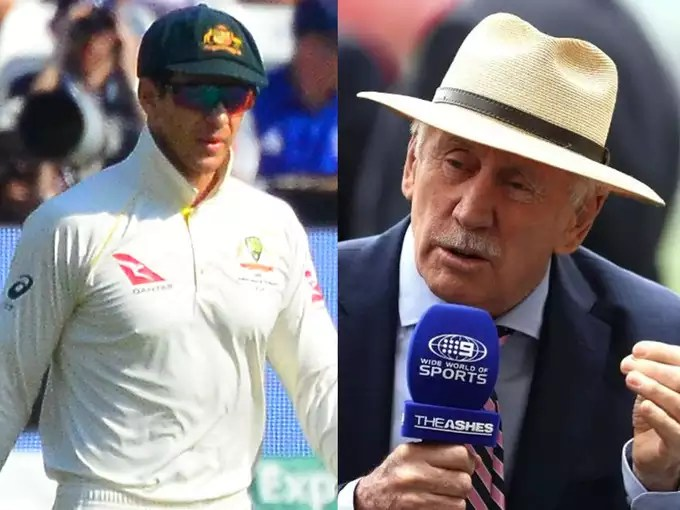 ian chappell on tim paine