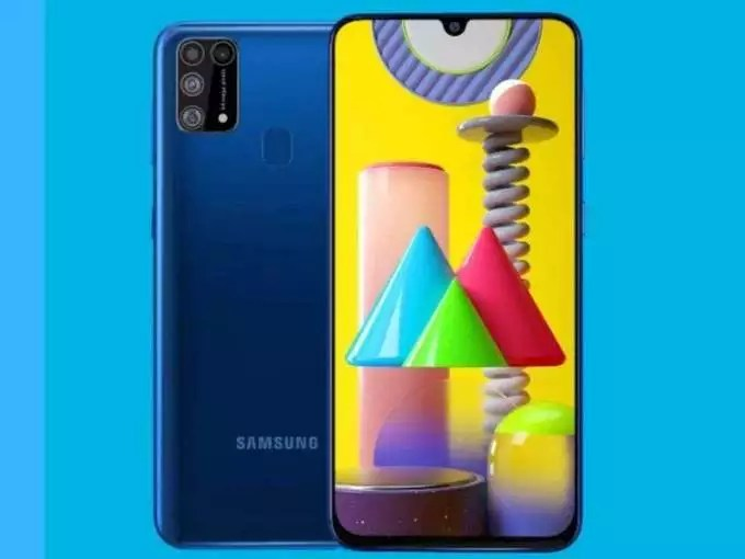 Samsung Galaxy M02 announced with Infinity-V display, huge battery