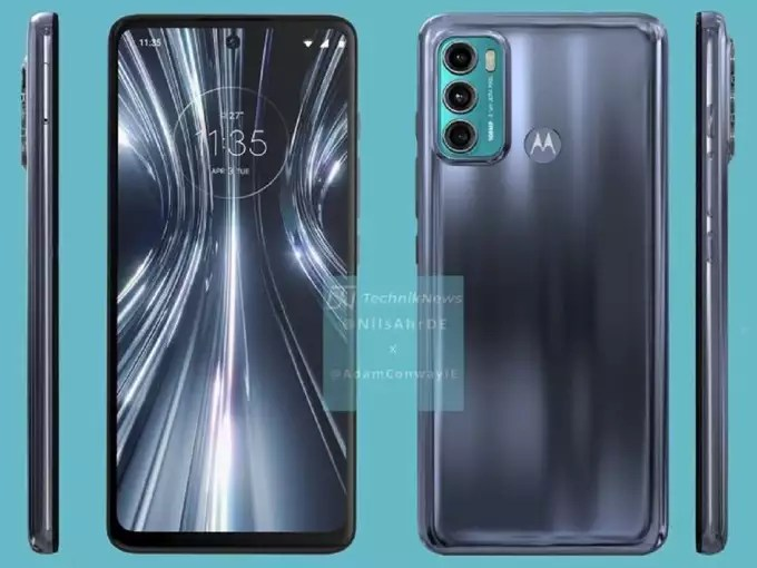Motorola Moto G60 and G40 Fusion Launch Specs 2