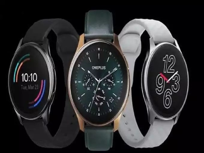 OnePlus Watch Cobalt Limited Edition Launch 2