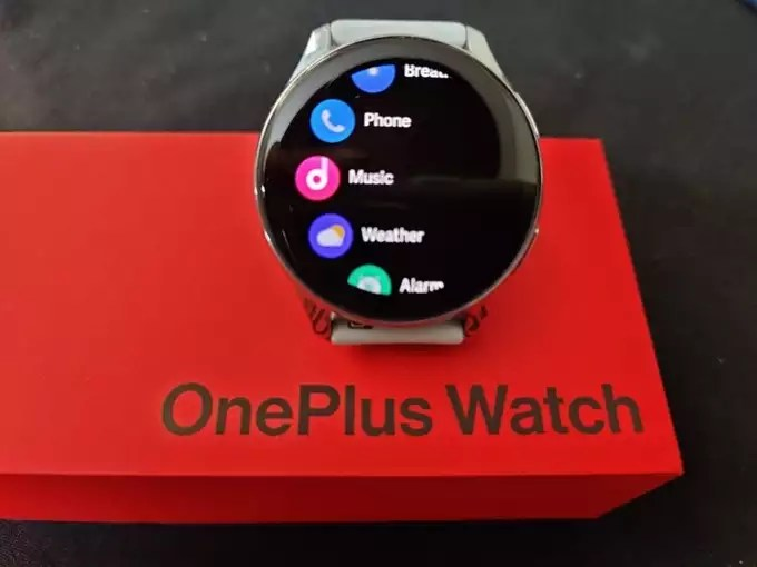 OnePlus Watch Cobalt Limited Edition Launch 1