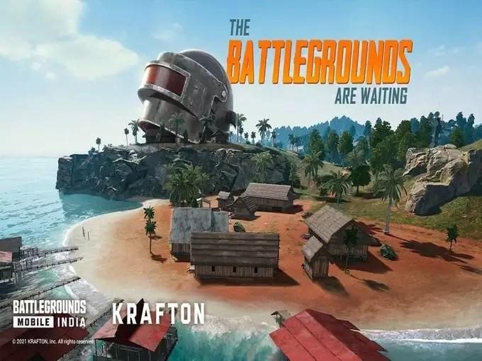 Battlegrounds Mobile India Launch updates 1