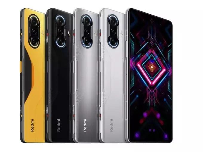 Poco Upcoming smartphone Poco F3 GT Specifications 1