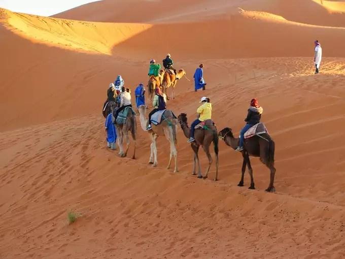 Jaisalmer- tourist destination of Rajasthan