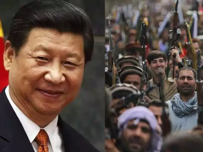 China in Afghanistan