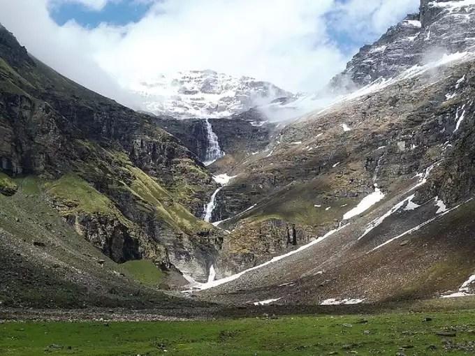 Rupin Pass Trek, Uttarakhand