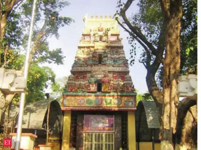 Dodda Ganesha Temple in Bangalore