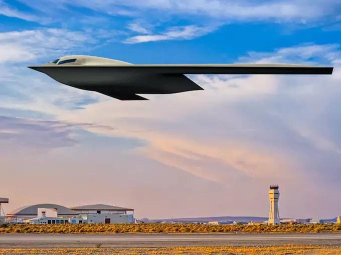 B21 Raider Stealth Bomber (US Airforce, Northrop Grumman)
