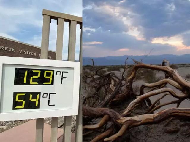 America's Death Valley (Patrick T Fallon/ AFP)
