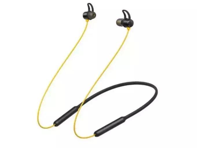 Realme Buds wireless in-ear earphones