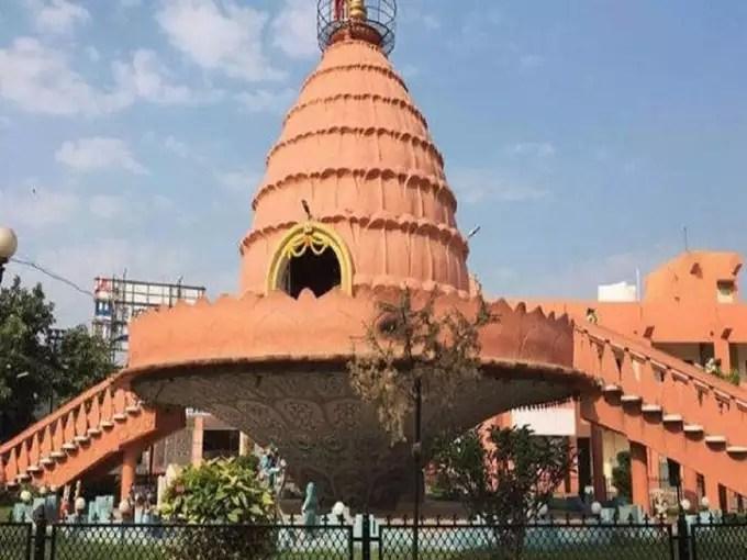 Dada Bhagwan Temple in Ahmedabad
