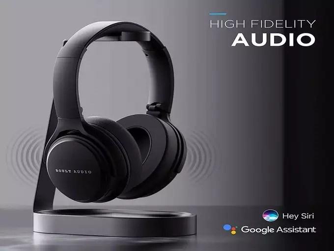Boult Audio ProBass Anchor Wireless Headphone Price Specs 2