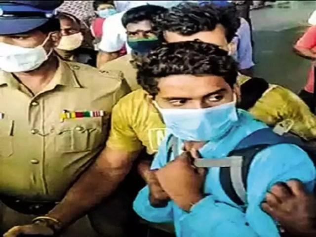 SBI ATM Theft in Chennai