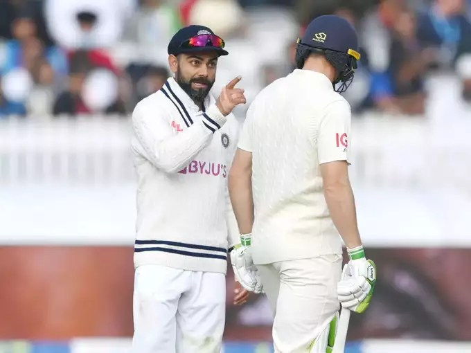 Kohli does not forgive, Bumrah was bet to sledge it upside down.. Monty Panesar got angry on his own team