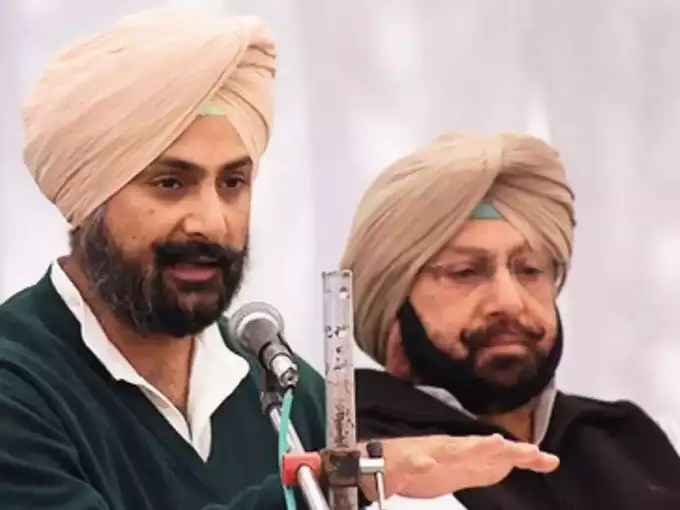 Captain Amrinder Singh News: Captain Amarinder may have lost the political war, but son Raninder Singh scored a victory in NRAI elections