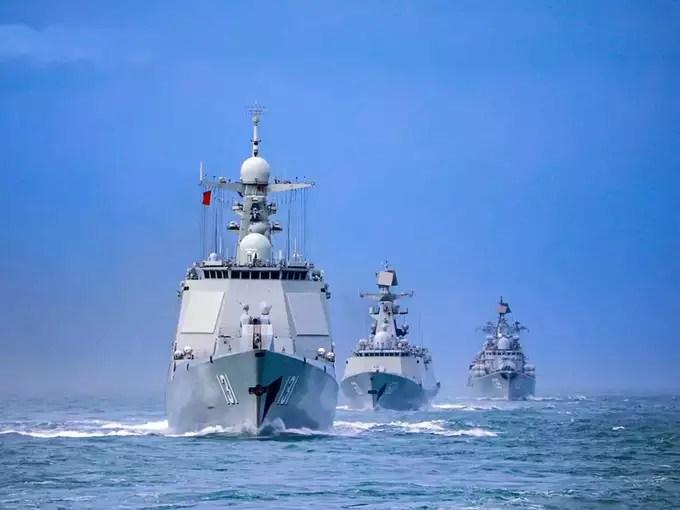 Chinese Navy 01119191