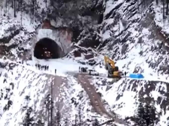 sela tunnel