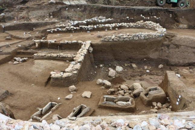 Αποκαλύφθηκε αρχαίος οικισμός στον Πλαταμώνα (ΦΩΤΟ)